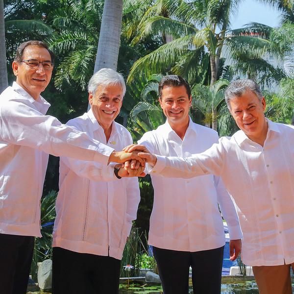 Perú, nuevo presidente de la Alianza del Pacífico