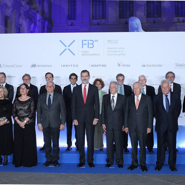 La FCEP, presente en el XIX Foro Iberoamérica