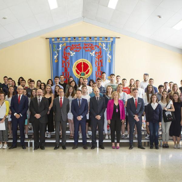 Universitarios españoles estudiarán en Perú gracias a Banco Santander y UPNA