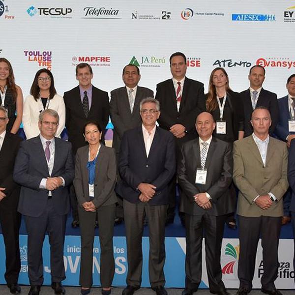 Telefónica del Perú se une a la Alianza por los Jóvenes