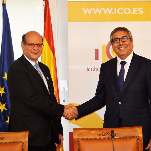 Acuerdo entre ICO y COFIDE para financiar proyectos empresariales