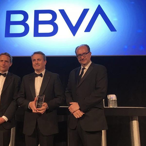 Euromoney premia a BBVA por su actividad en América Latina