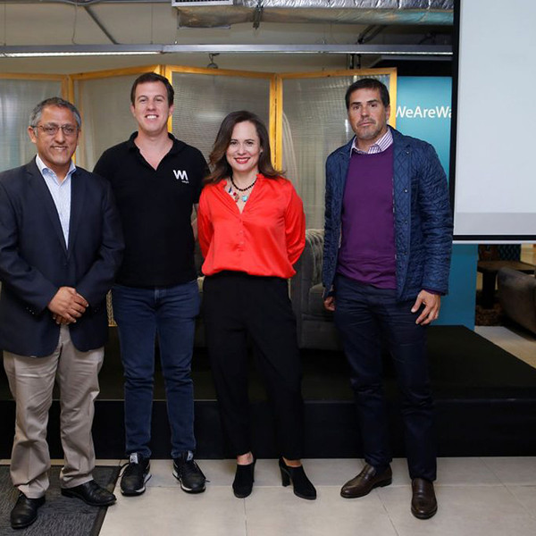 Wayra Perú y The Board anuncian su inversión en la startup IMIX
