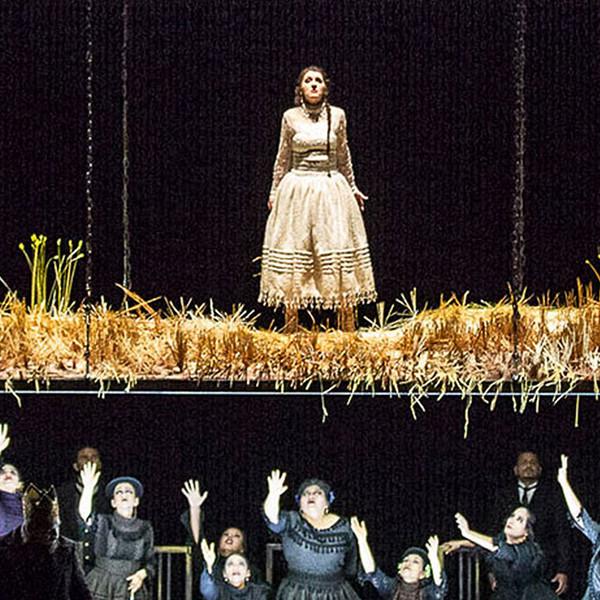 La ópera peruana 'Alzira', galardonada por Ópera XXI