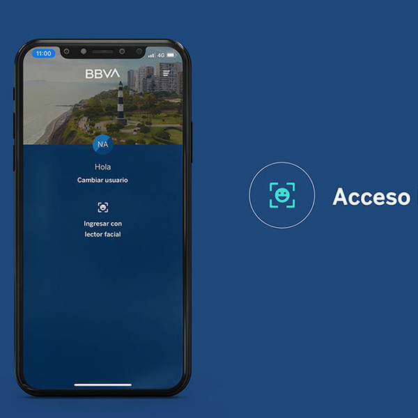 BBVA renueva su sistema de banca móvil en Perú