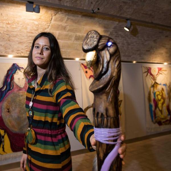 'Kawsay': una exposición inspirada en la espiritualidad quechua