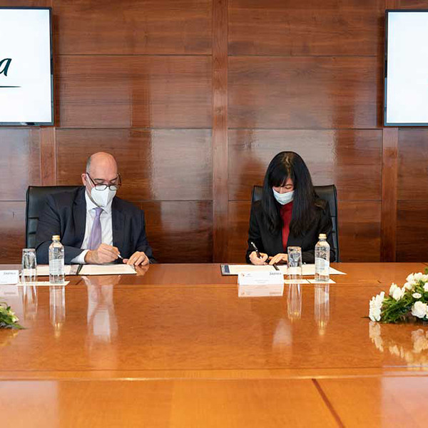 Acuerdo Telefónica-Navantia sobre ciberseguridad en Defensa