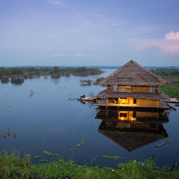 Avanza el proyecto Luz en Casa Amazonía de acciona.org