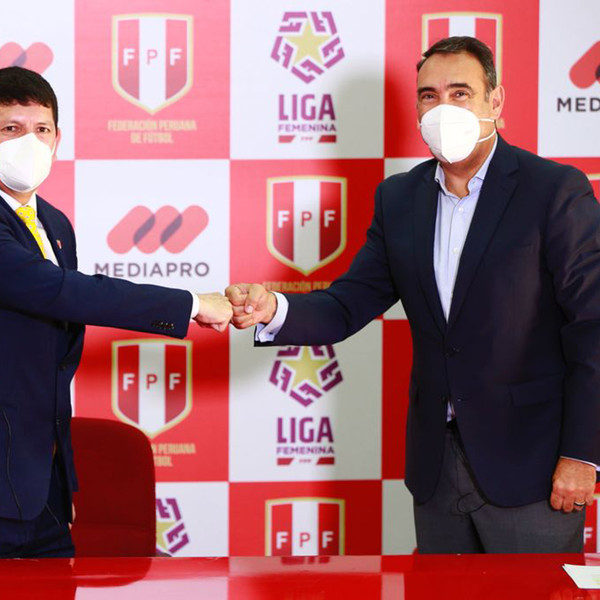 Mediapro retransmitirá la liga femenina de Perú