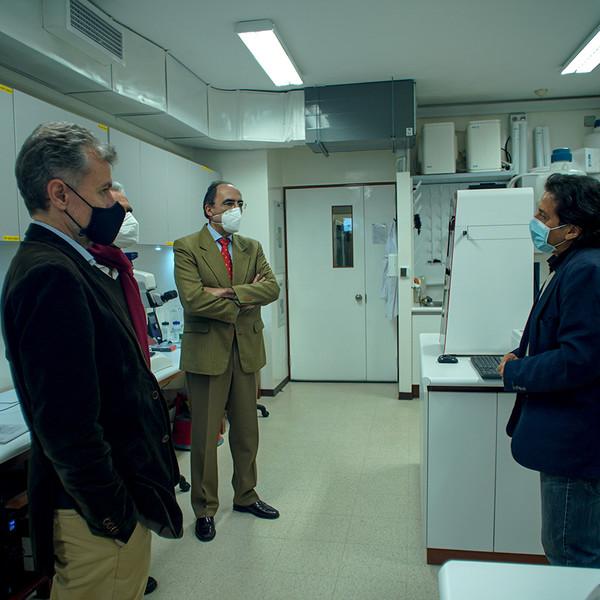 AECID coopera con la investigación anti Covid-19 en Perú