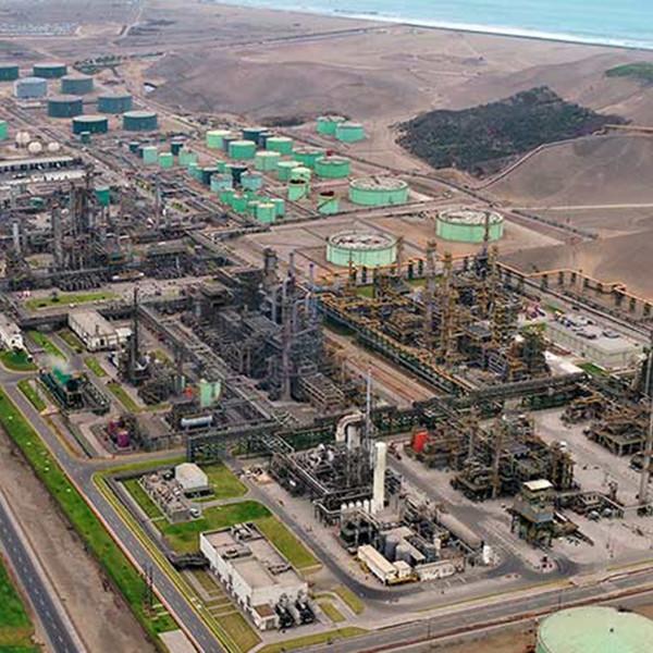Repsol invierte en la refinería de La Pampilla