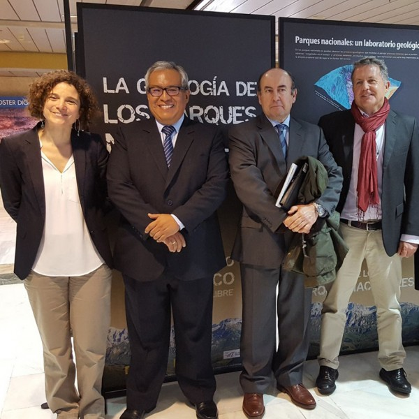 España y Perú colaborarán en la conservación de sus áreas naturales protegidas
