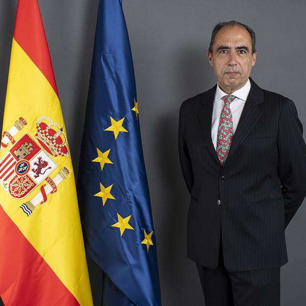Alejandro Alvargonzález, nuevo embajador de España en Perú