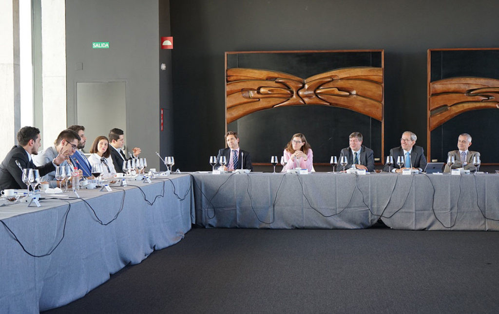 BBVA recibe a los futuros líderes iberoamericanos