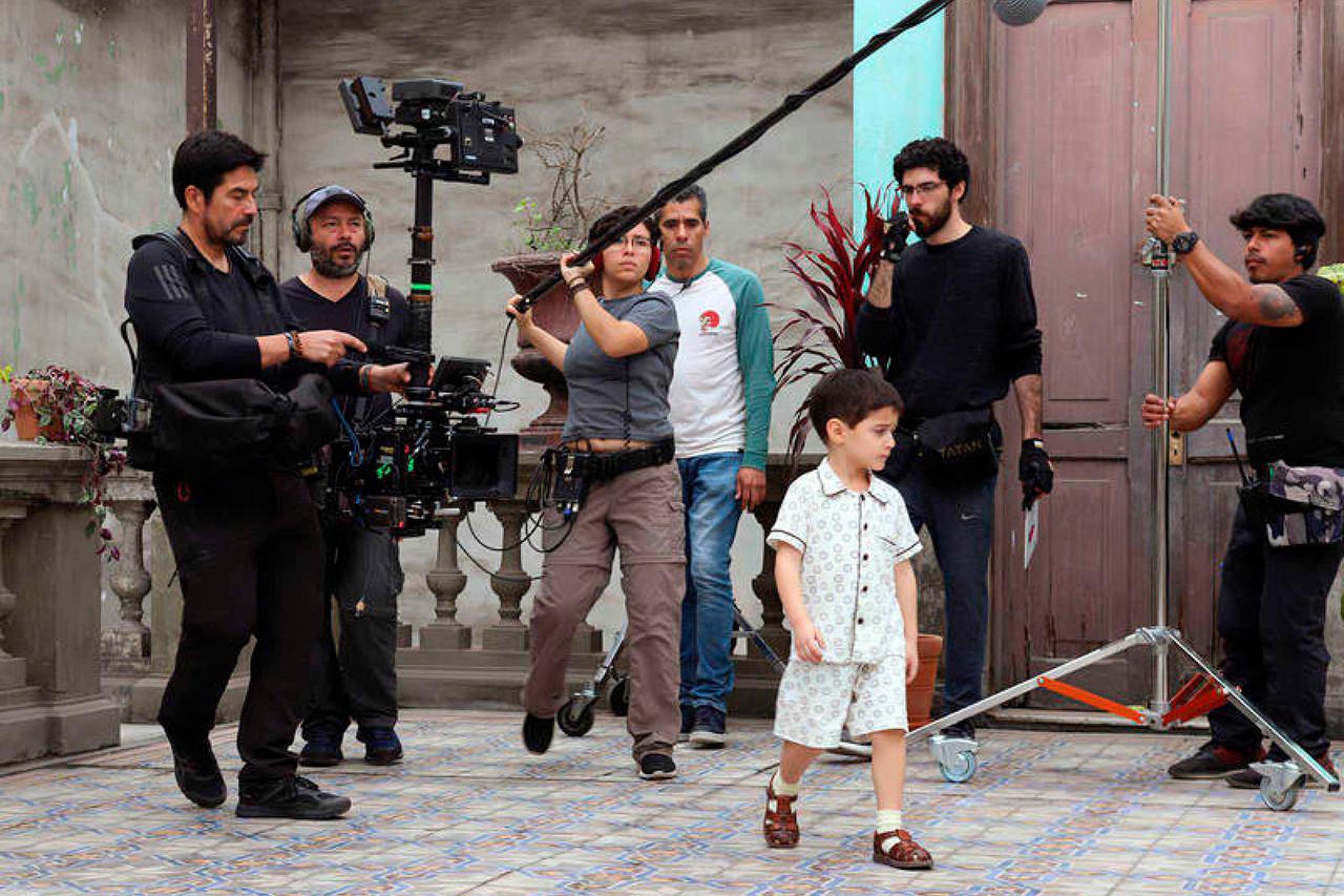 Televisión Española rueda en Lima