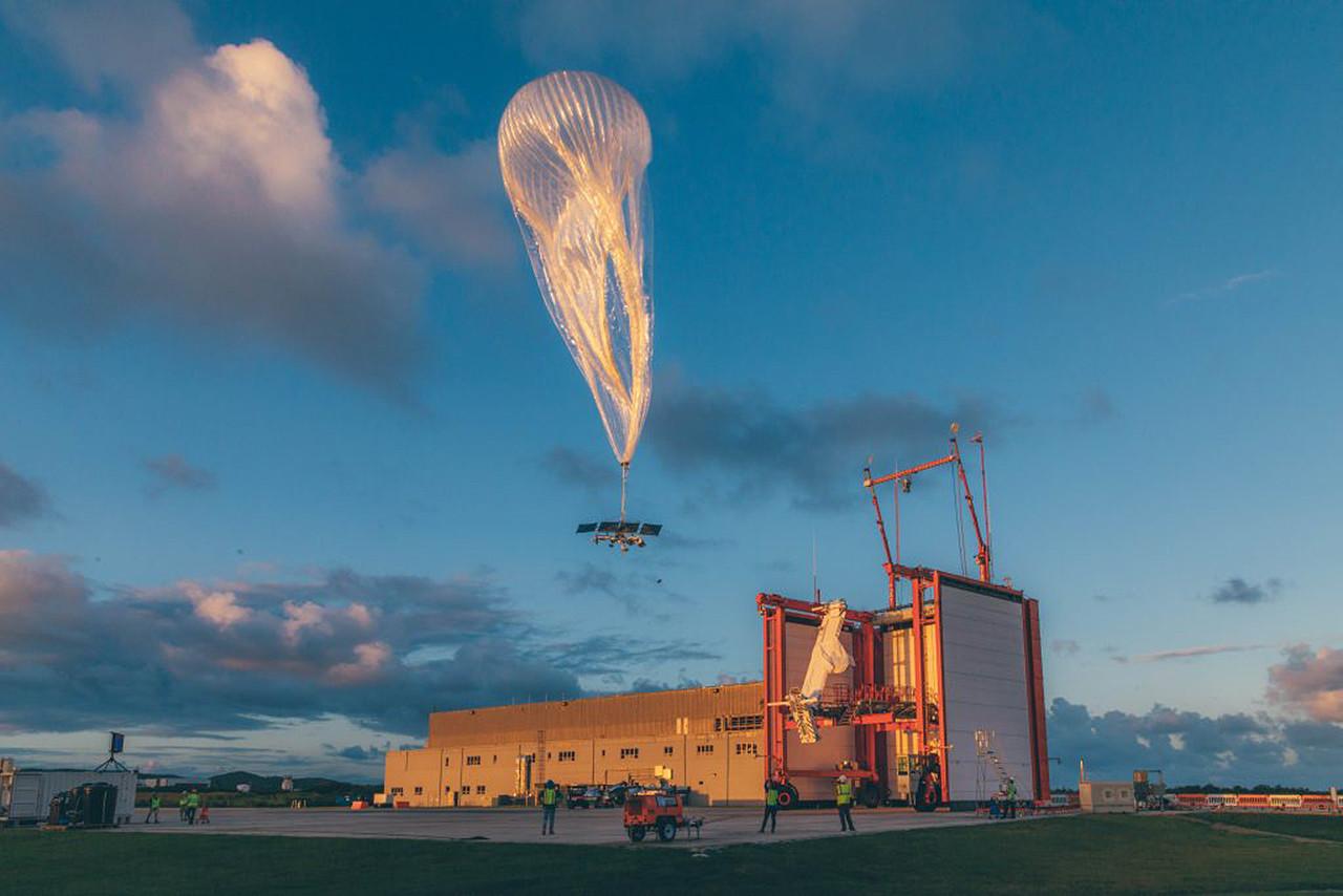 'Internet Para Todos' y Loon llevarán internet con globos aéreos a la Amazonía peruana