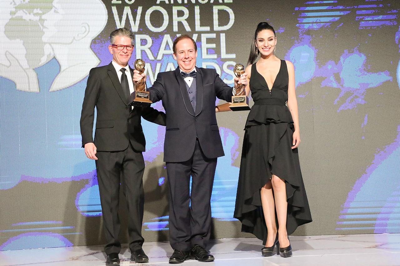 Perú, premiado por partida triple en los World Travel Awards