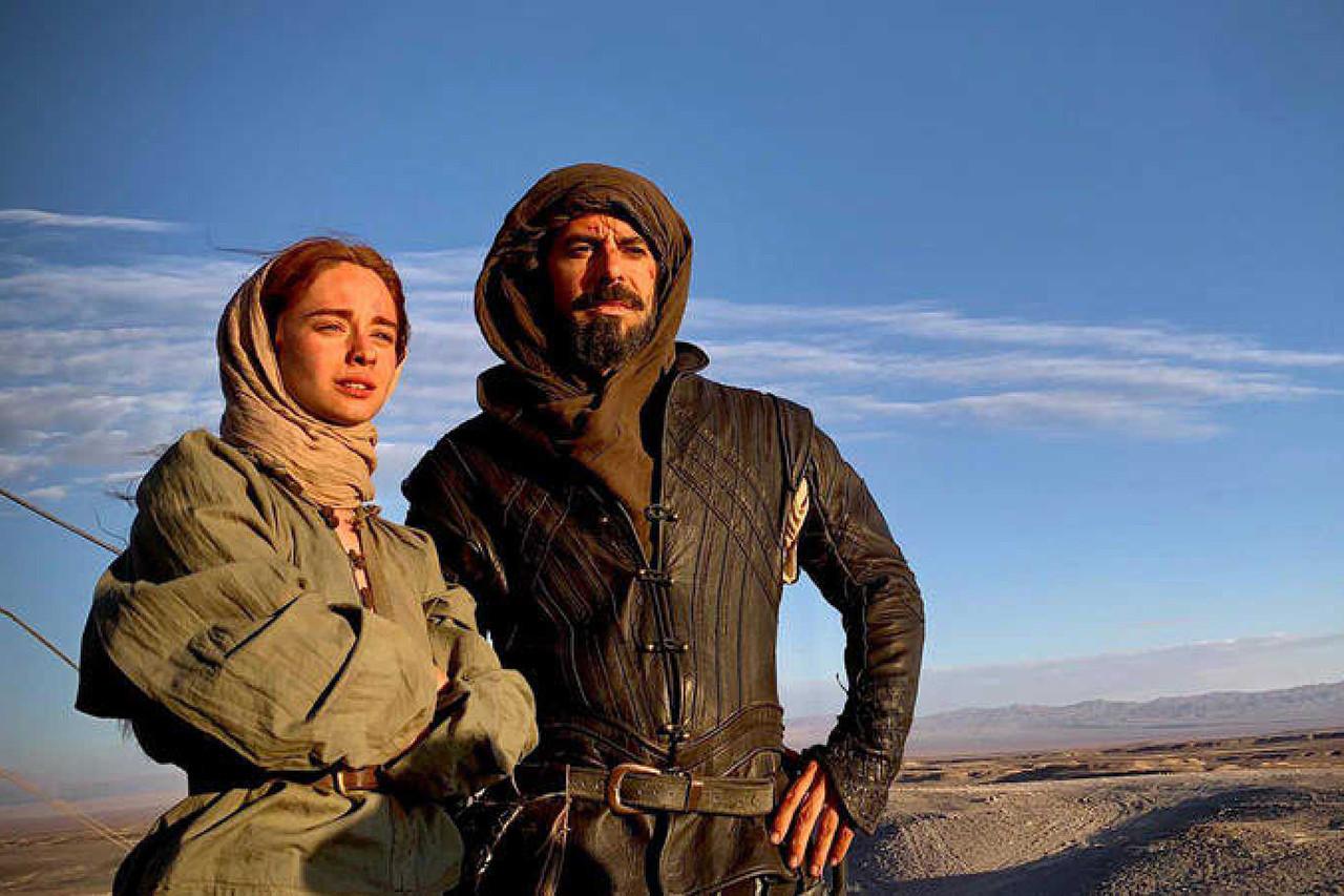 RTVE finaliza el rodaje de 'Inés del alma mía' en Perú, España y Chile