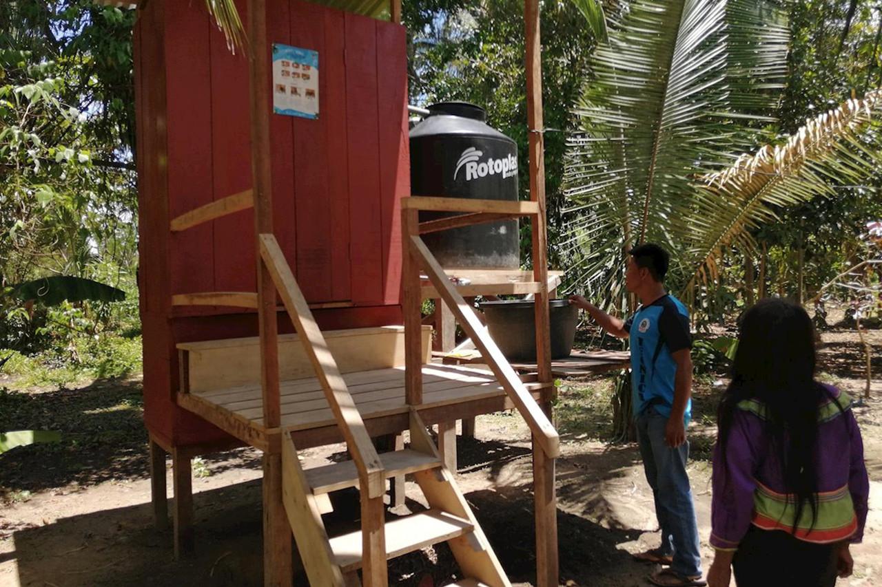 """El proyecto """"Agua para la Amazonía"""" se toma como referente en Perú"""