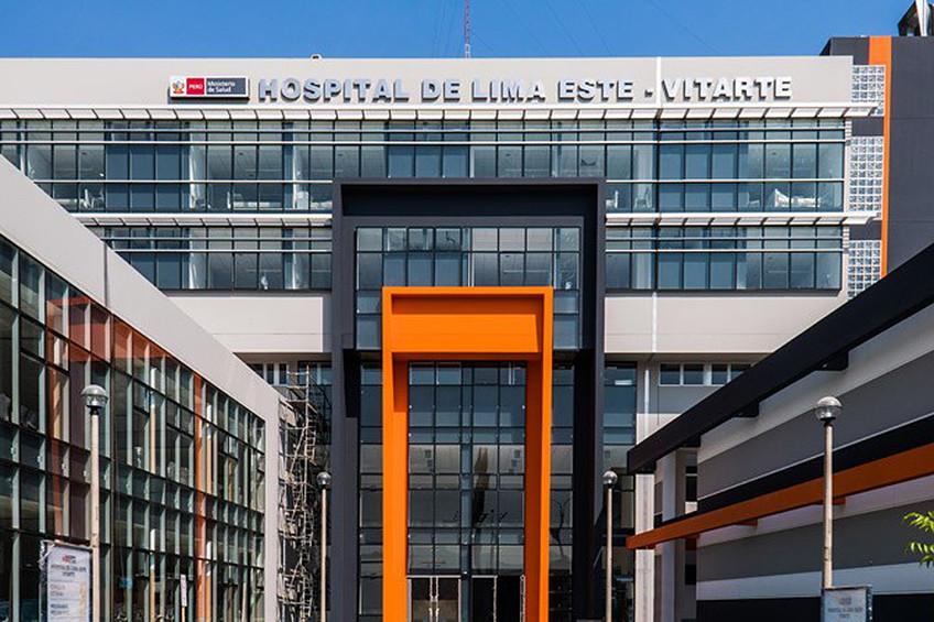 Copisa finaliza la construcción de un nuevo hospital en Perú
