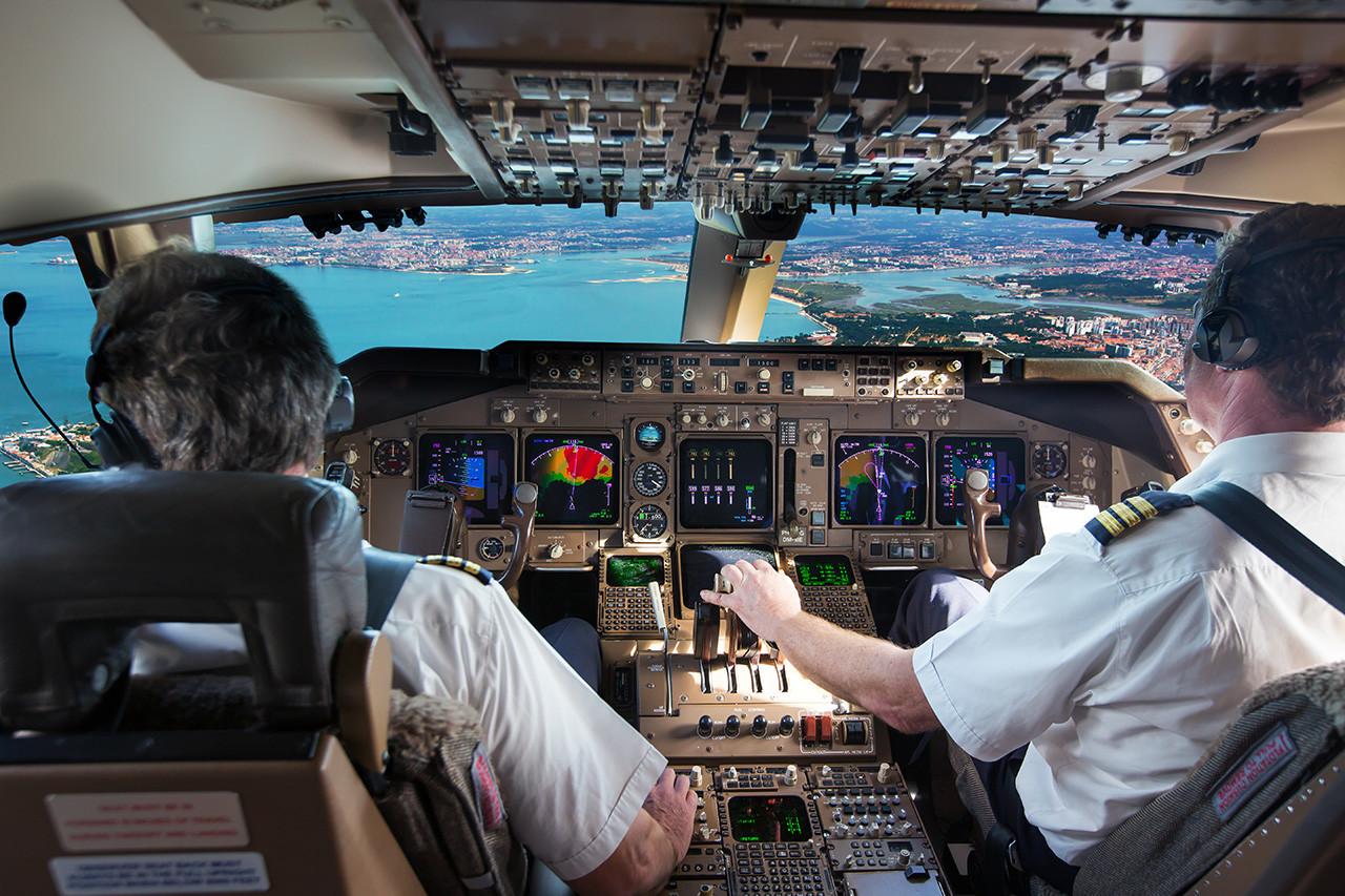 Perú, primer destino de las jornadas de orientación de la Escuela de Pilotos Adventia