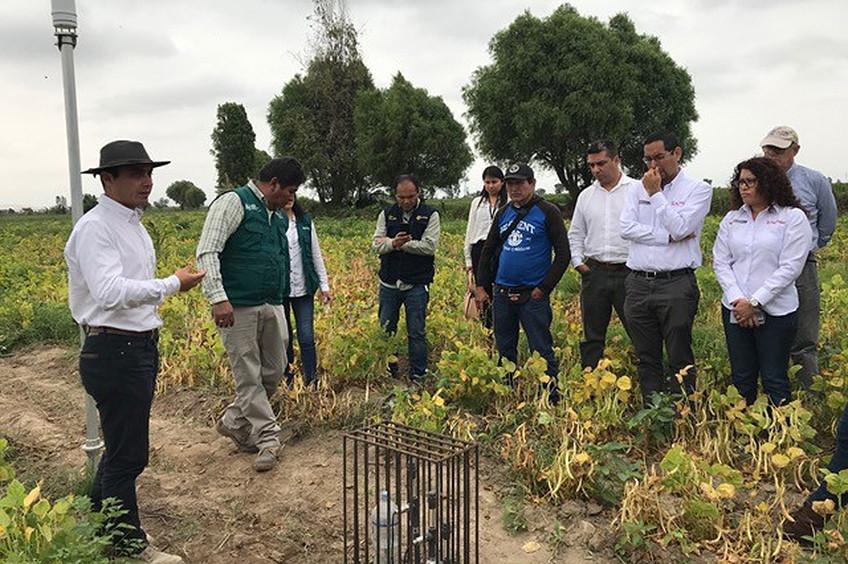 Internet de las Cosas (IoT) en la agricultura familiar de Perú