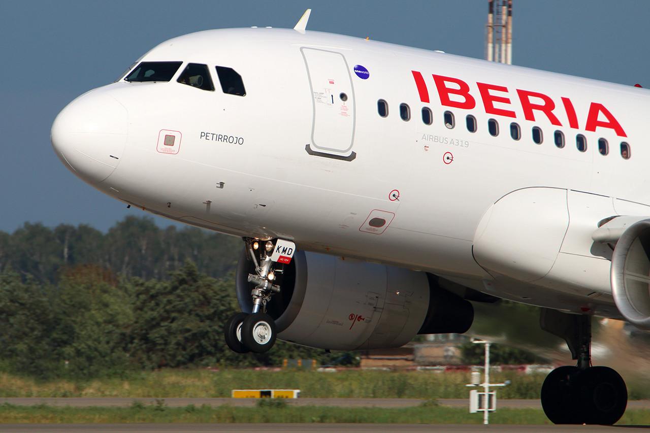 Iberia reactiva sus rutas con Iberoamérica