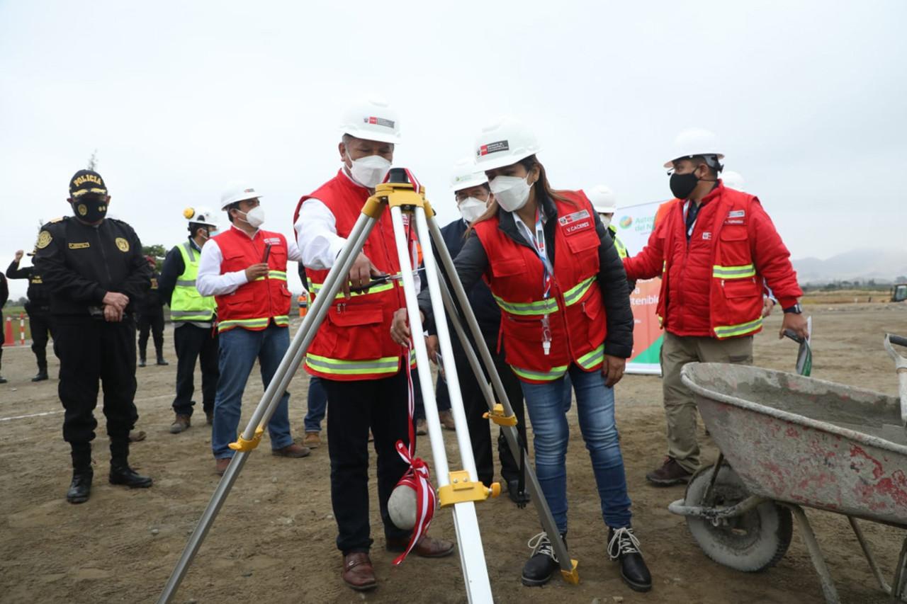 Acciona construirá el segundo tramo de la Vía de Evitamiento Chimbote