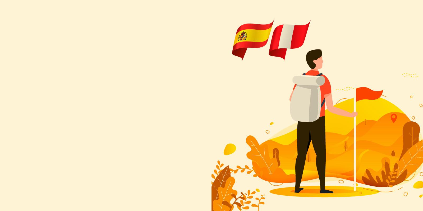 España es el primer país europeo por número de visitantes a Perú y octavo mundial